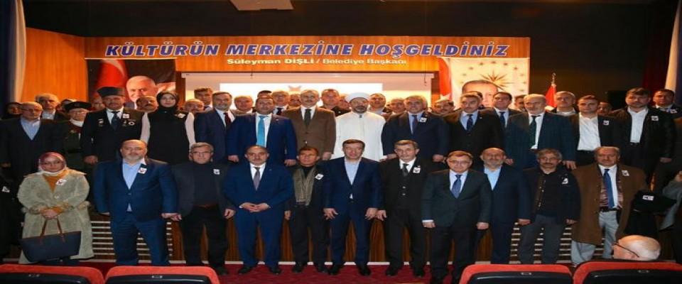 Milletimizin birlik ve beraberliği için azami hassasiyet göstermeliyiz