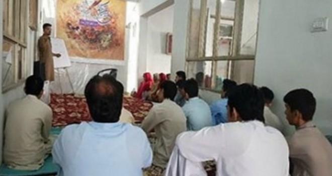 Pakistan'da hızlandırılmış Kur'an kursu düzenlendi