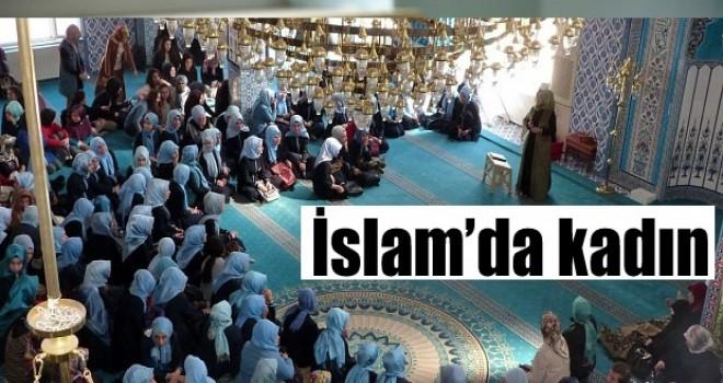 İslam'da kadın anlatıldı