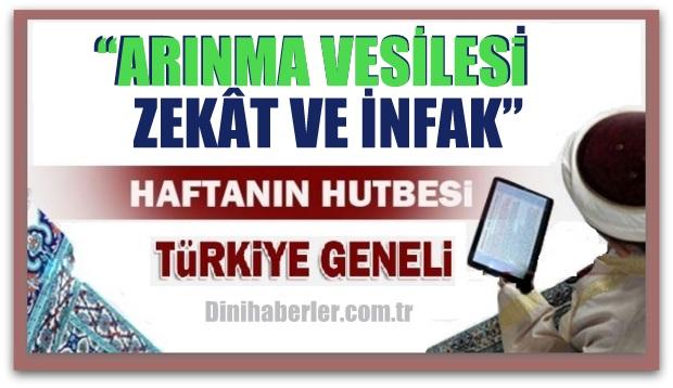 Diyanet 24.06.2016 Tarihli Cuma Hutbesi okunacak hutbe..
