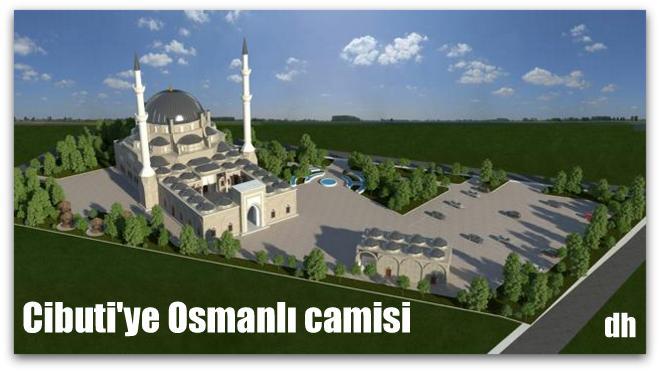 Cibuti\'ye Diyanet\'ten Osmanlı camisi