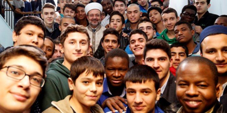 Diyanet Vakfı'ndan 110 ülkeden 2 bin 171 öğrenciye eğitim imkânı