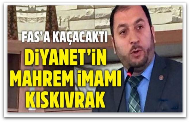 Diyanet\'in mahrem imamı tutuklandı