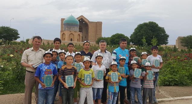 Diyanet\'ten Kazakistan'a 4 Bin Kur\'an
