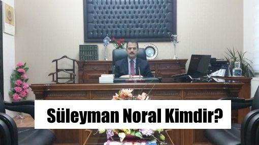 Dr. Süleyman NAROL Kimdir?