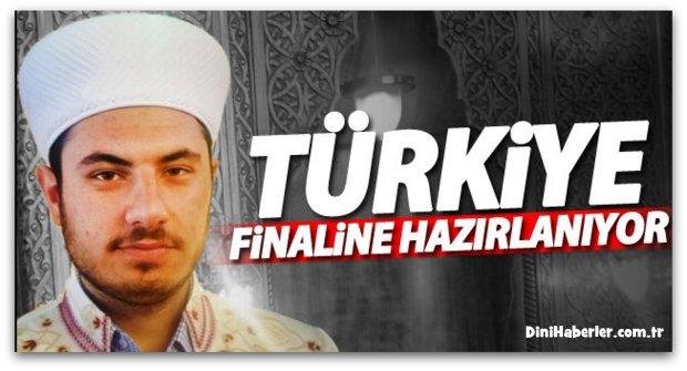Dünya 5.cisi Muhammed Sizcan Türkiye Finaline Hazırlanıyor