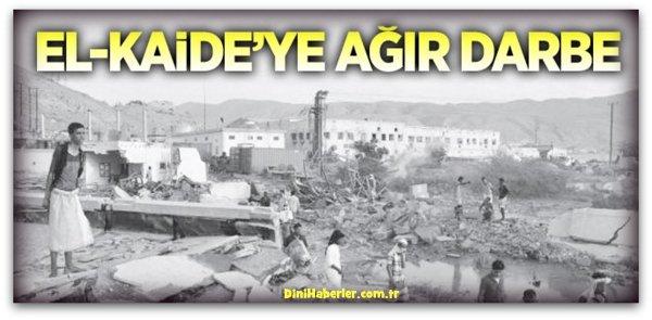 El-Kaide'ye ağır darbe