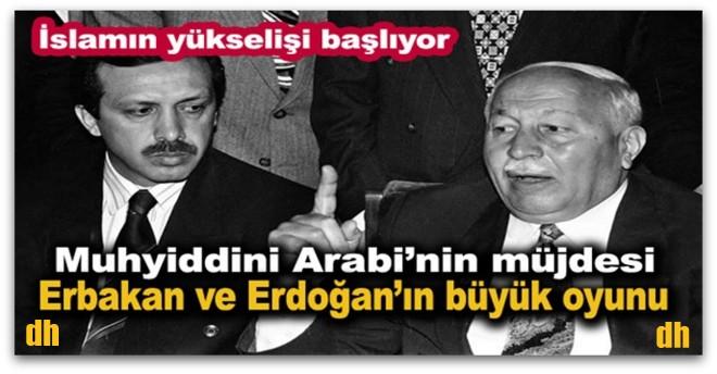 Erbakan ve Erdoğan\'ın büyük oyunu