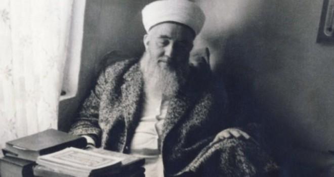 Görünmeyen bir üniversite, Mehmed Zahid Kotku Efendi