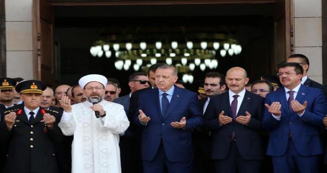 Sahil Güvenlik Akademisi Camii ibadete açıldı