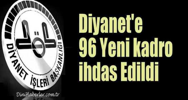 Cumhurbaşkanı Erdoğan 768 kadro içeren listeyi imzaladı