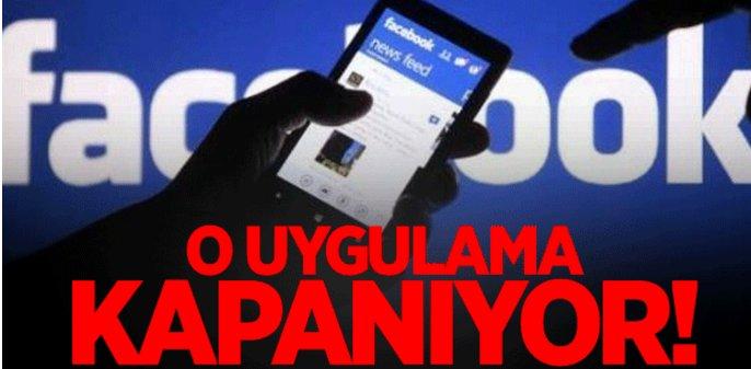 Facebook Paper\'ı kapatıyor!