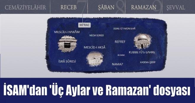 İSAM'dan 'Üç Aylar ve Ramazan' dosyası