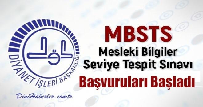 MBSTS başvuru sistemi erişime açıldı