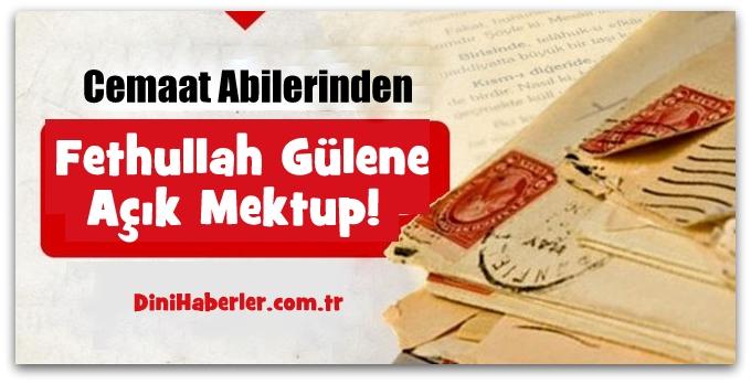 Fethullah Gülene Açık Mektup!