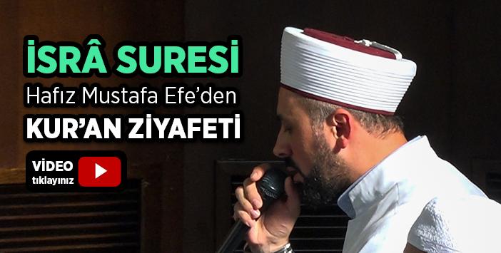 Hafız Mustafa Efe (Kuran Ziyafeti 155)