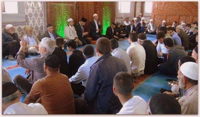 Hafızların Kur'an Kerim tilaveti mest etti