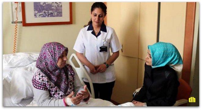 Hastanelerde manevi rehberlik yaygınlaşıyor