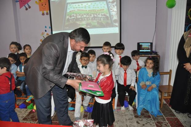Iğdır'da 2015-2016 yılı Kuran Kursları eğitim-öğretim dönemi son buldu.