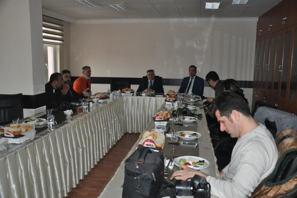 İl Müftüsü Erkan'dan Basın Açıklaması