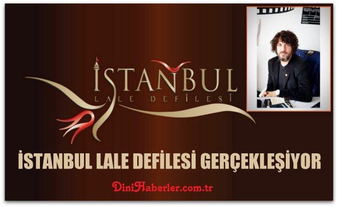 İstanbul Lale Defilesi Gerçekleşiyor