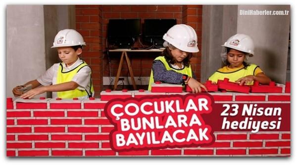 İstanbul'da çocuklarla gezilecek yerler