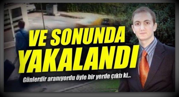 İşte Atalay Filiz\'in yakalandıktan sonraki ilk fotoğrafı