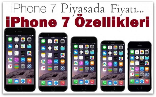 İşte iPhone 7 ve iPhone 7 Plus\'ın özellikleri! Apple satış fiyatını da açıkladı