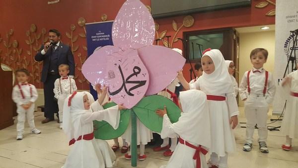 İzmit Alikahya\'da Muhteşem Kutlu Doğum Finali