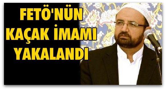 Kaçak imam Suat Gözütok yakalandı  .