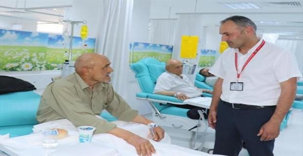 Kanser Hastalarına Din Görevlisinden Manevi Destek