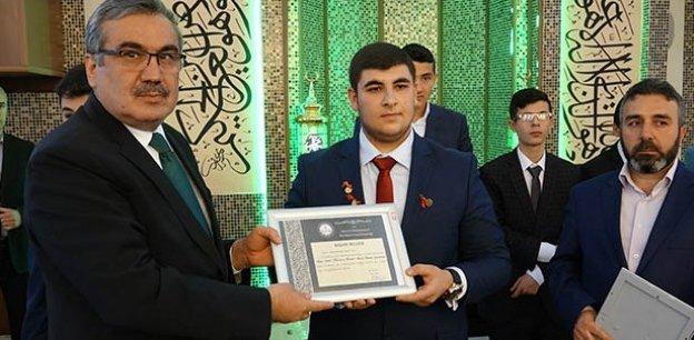 Kur'an-ı Güzel Okuma Bölge Finali Kahramanmaraş'ta Yapıldı