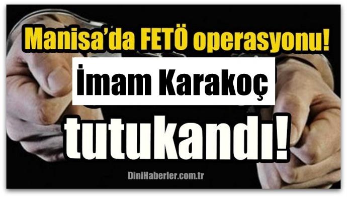 Manisa\'da Karakoç Tutuklanarak Cezaevine Gönderildi