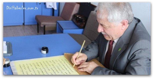 Matematik Profösürü 8 Yılda 4 Kur\'an Yazdı