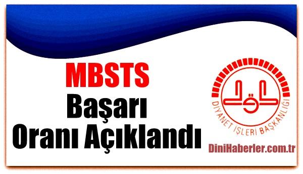MBSTS Başarı Oranları
