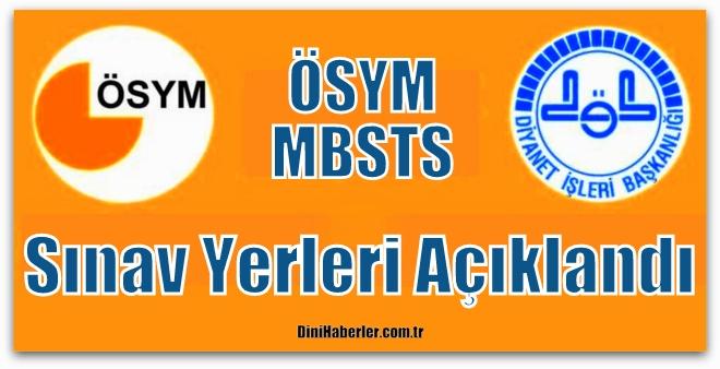MBSTS giriş belgeleri yayınlandı