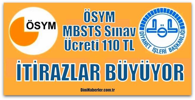 MBSTS\'ye 110 TL İtirazları Sürüyor