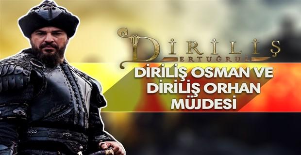 Mehmet Bozdağ\'dan Diriliş Osman ve Diriliş Orhan müjdesi