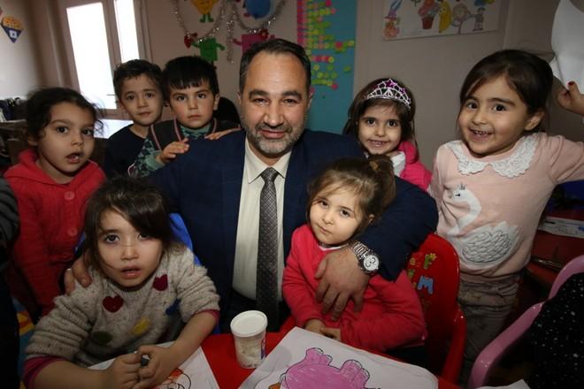 Mersin'de ki Kutlu Doğum Programlarının Açılışı Erdemli'den başlayacak.