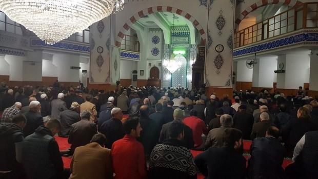 Miraç Kandilinde M.Ali Paşa Camii Doldu Taştı
