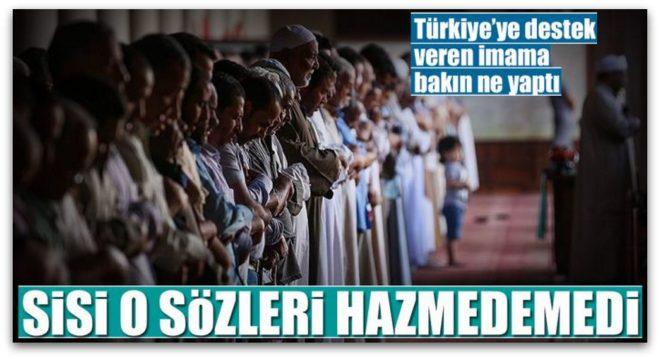 Türkiye\'ye destek veren imama \'uzaklaştırma\'