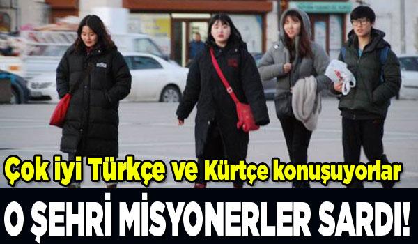 Misyonerler yine Diyarbakır\'da