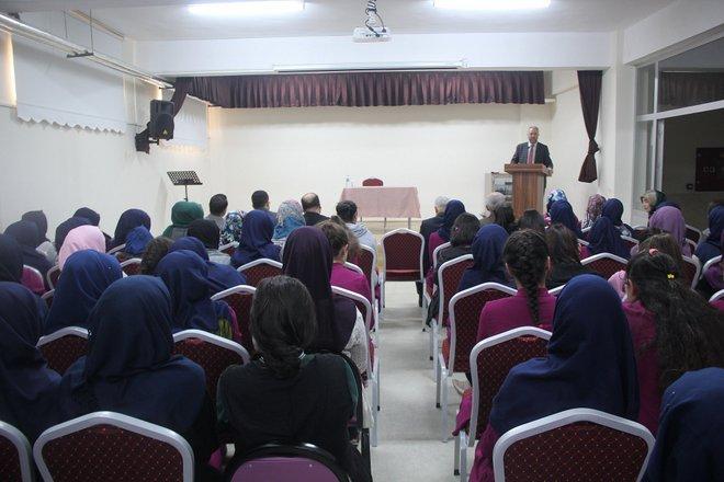 Müftü Şahin\'den Değerler Eğitimi Konferansı