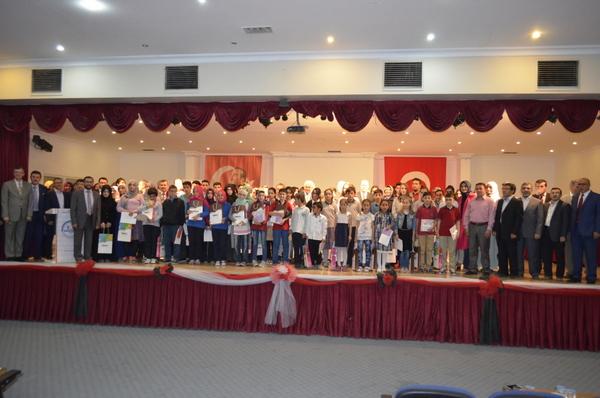 Muhteşem Programla Kutlu Doğum Haftası Yarışma Ödülleri Verildi