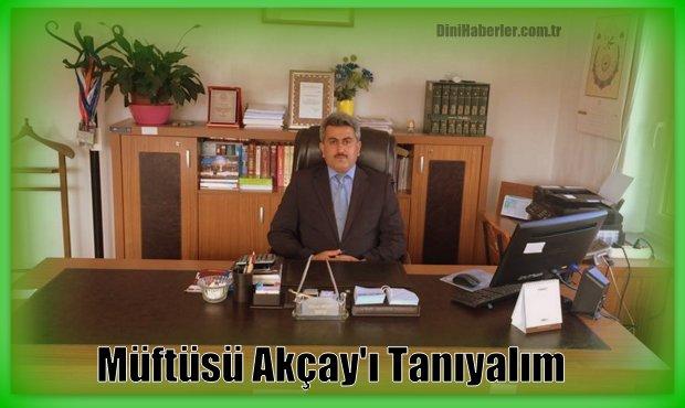 Murat Akçay\'ı Tanıyalım