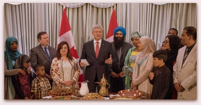 Müslüman topluluğumuz ile gurur duyuyorum