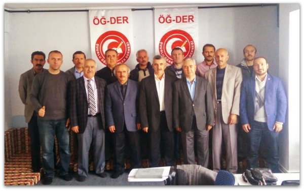 Öğ-der Bölge toplantısını Denizli'de gerçekleştirdi.