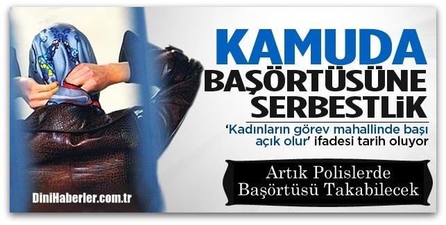 Özlenen Türkiye Doğru İlerlerken, Bir Yasak Daha Kalktı