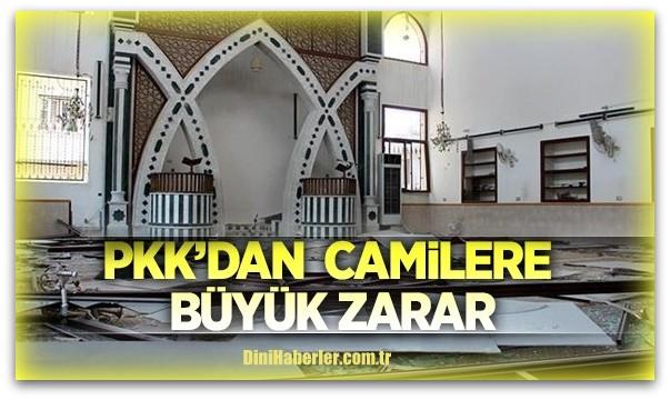PKK Camilere Büyük Zarar Verdi
