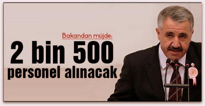 PTT\'ye 2 Bin 500 Personel Alımı Yapılacak!